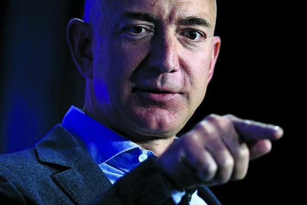La plenitud de Jeff Bezos