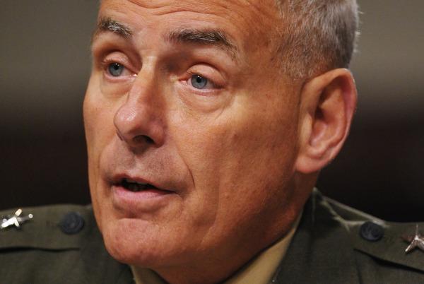 John Kelly, tercer militar en integrarse al gabinete de Trump