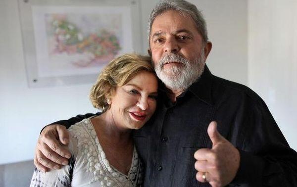 Muere esposa del expresidente de Brasil, Lula da Silva