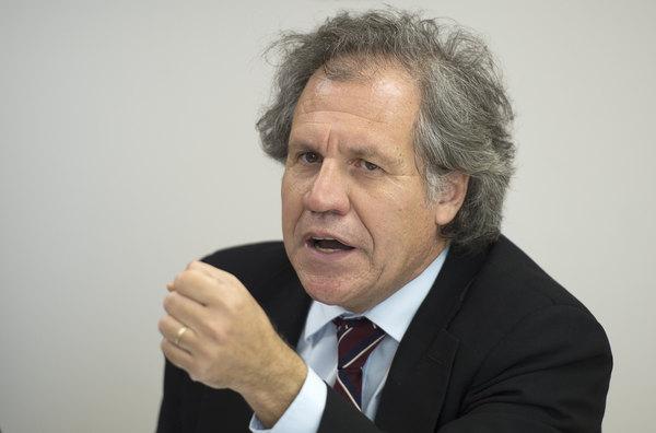 Juicio político a Rousseff carece de fundamento: OEA
