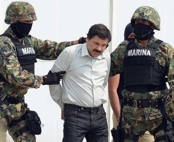 El Chapo Guzmán, un narcotraficante convertido en leyenda